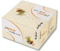 Banjara's Papaya Massage Cream - 50g
