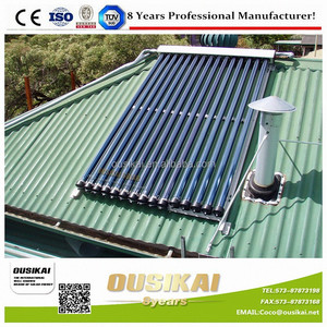 Heat pipe solar collector price