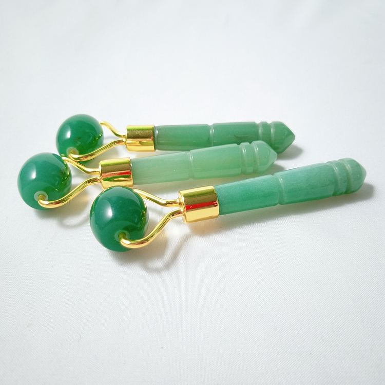 OEM Factory jade roller for sale face massage stone