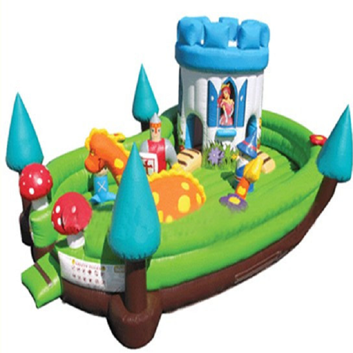 New water park jumping bouncy castle amusement parks