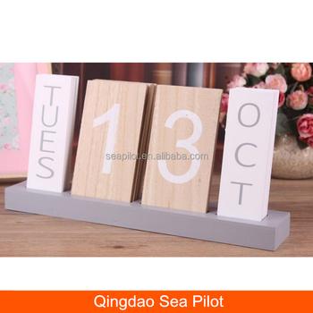 Handmade custom design amazing home decoration creative birthday gift wooden calendar  sc 1 st  Alibaba & Handmade Custom Design Amazing Home Decoration Creative Birthday ...