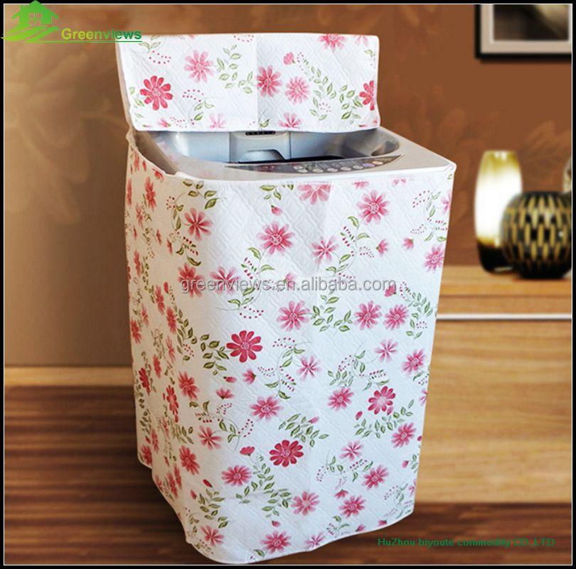 Bien connu Vente étanche machine à laver tissu couverture polyester  GL89