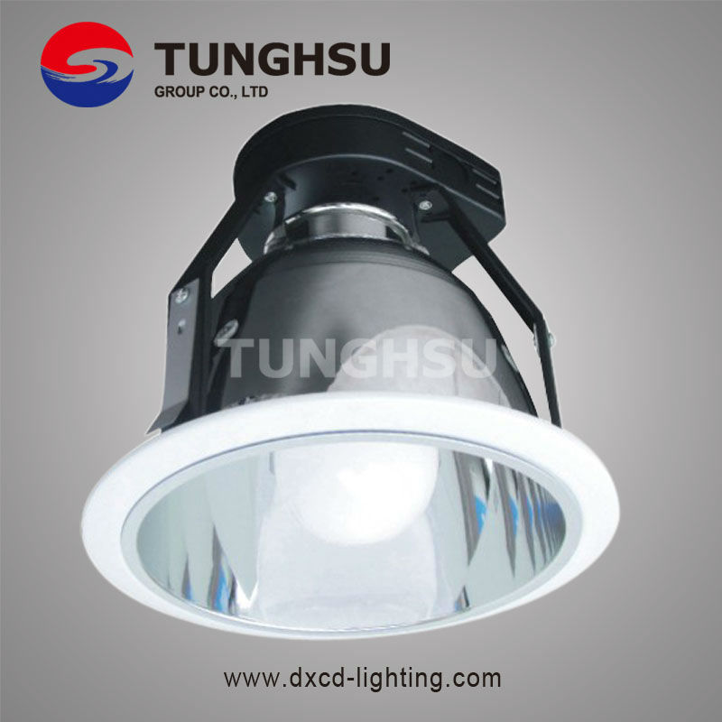E27 Induction Recessed Downlight
