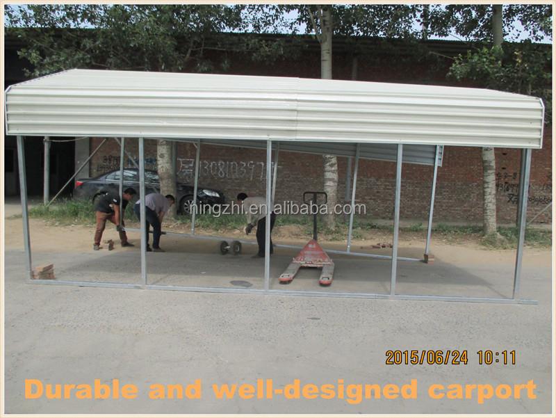 Metall carport bausatz preis bis zu aus garage
