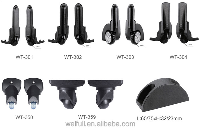 Classical Inner Telescopic Leisure Luggage Handle Parts,Telescopic ...