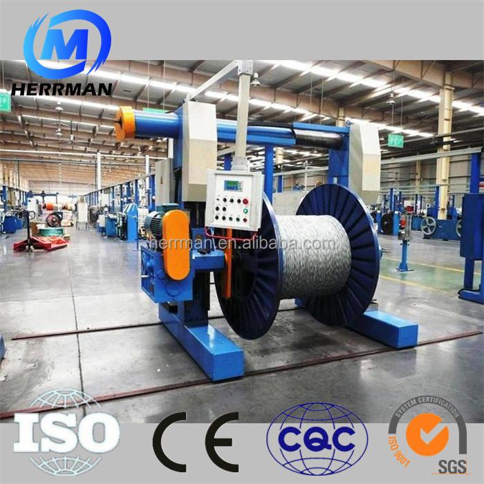 Optical Fiber Cable Machine For 4 Core Multimode Fiber Optic Cable ...