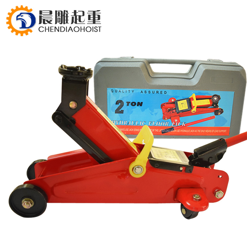 2t Hydraulic Floor Jack from Chendiao factory