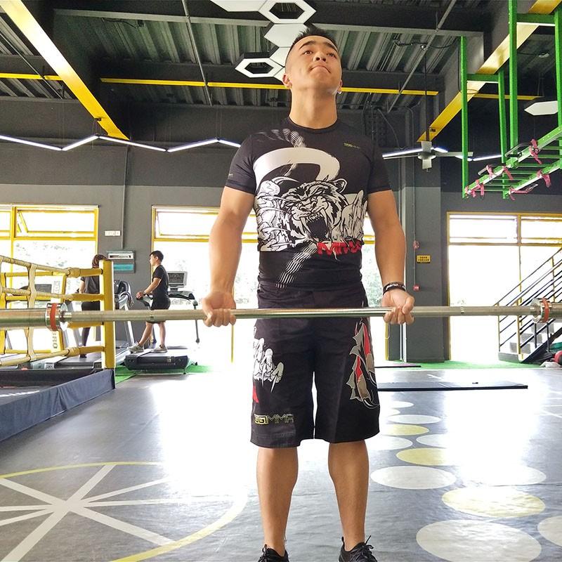 High Quality Custom Boxing Pants 5