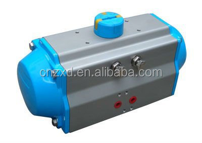 AT series pneumatic actuator Double acting Single acting(spring return)
