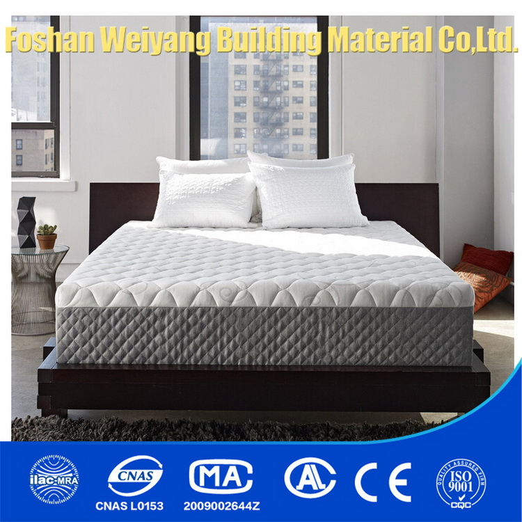 comfy china new good quality bed memory foam pad europa mattress