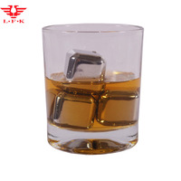 Direct Factory!! Custom Reusable Ice Cubes For bar,Whiskey Stones Set