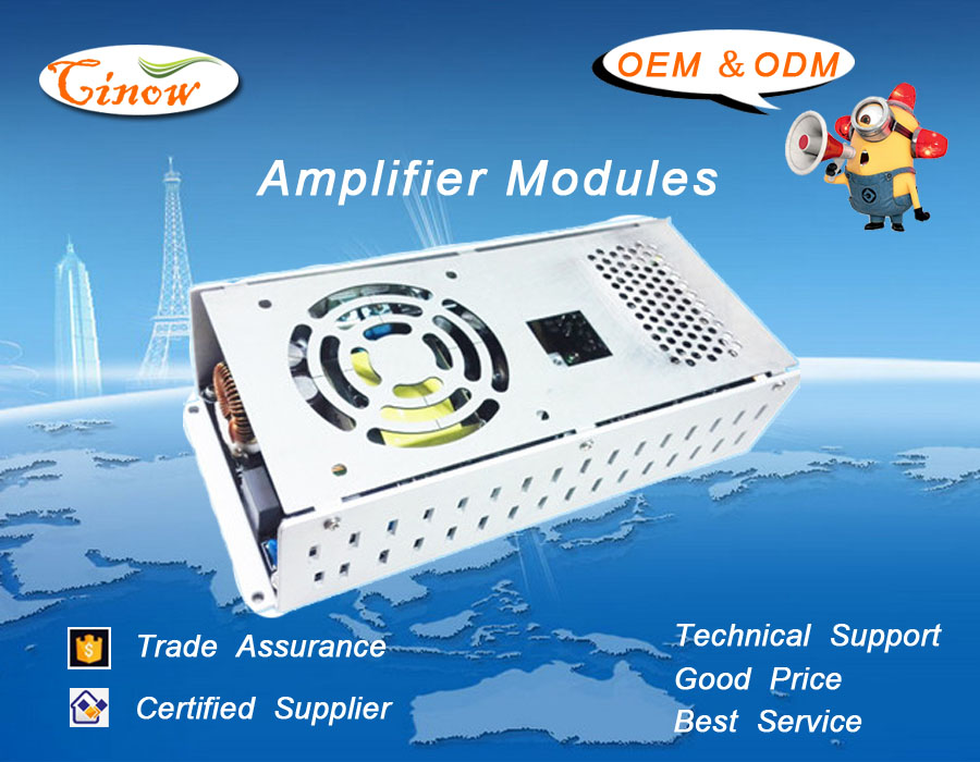 Active Speakers Amplifiers Modules, DF4010,Class D,2Channels, 430W/120W/8Ohm