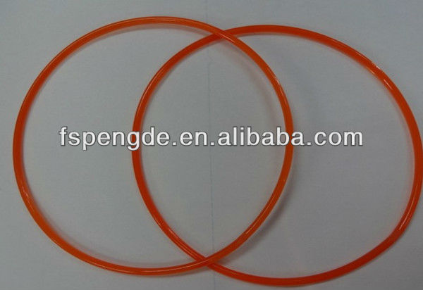 thermoplastic polyurethane round Belts underless belt TPU material rubber conveyor belt