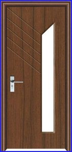2012 fashion pvc door design pj-li049
