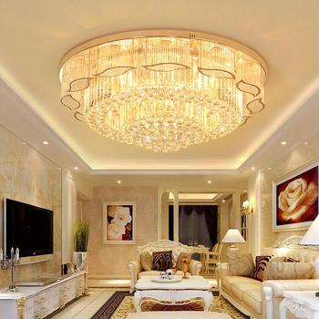 Indoor modern crystal chandelier for home
