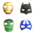 Halloween Cartoon Rekwisieten Maskerade Superheld The Avengers Party Kinderen Masker