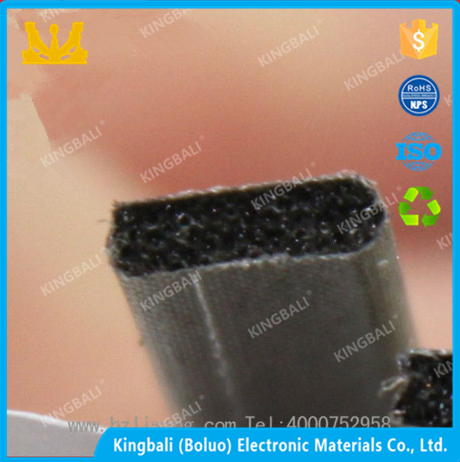 EMI Shieldinge adhesive Foam Gasket /mat/strip for magnetic shielding material