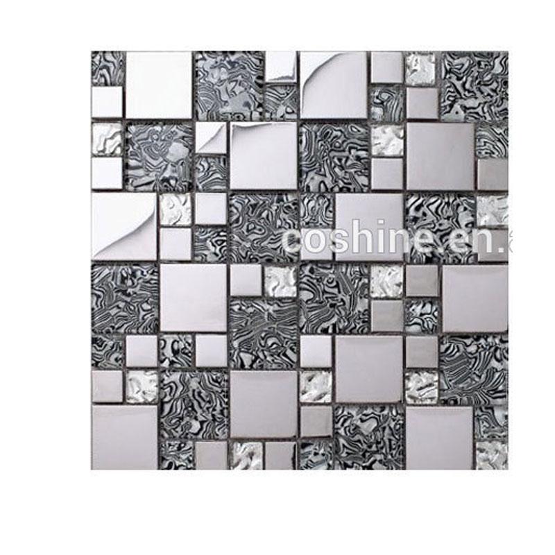Similar Mirror Broken Gl Mosaic Tile