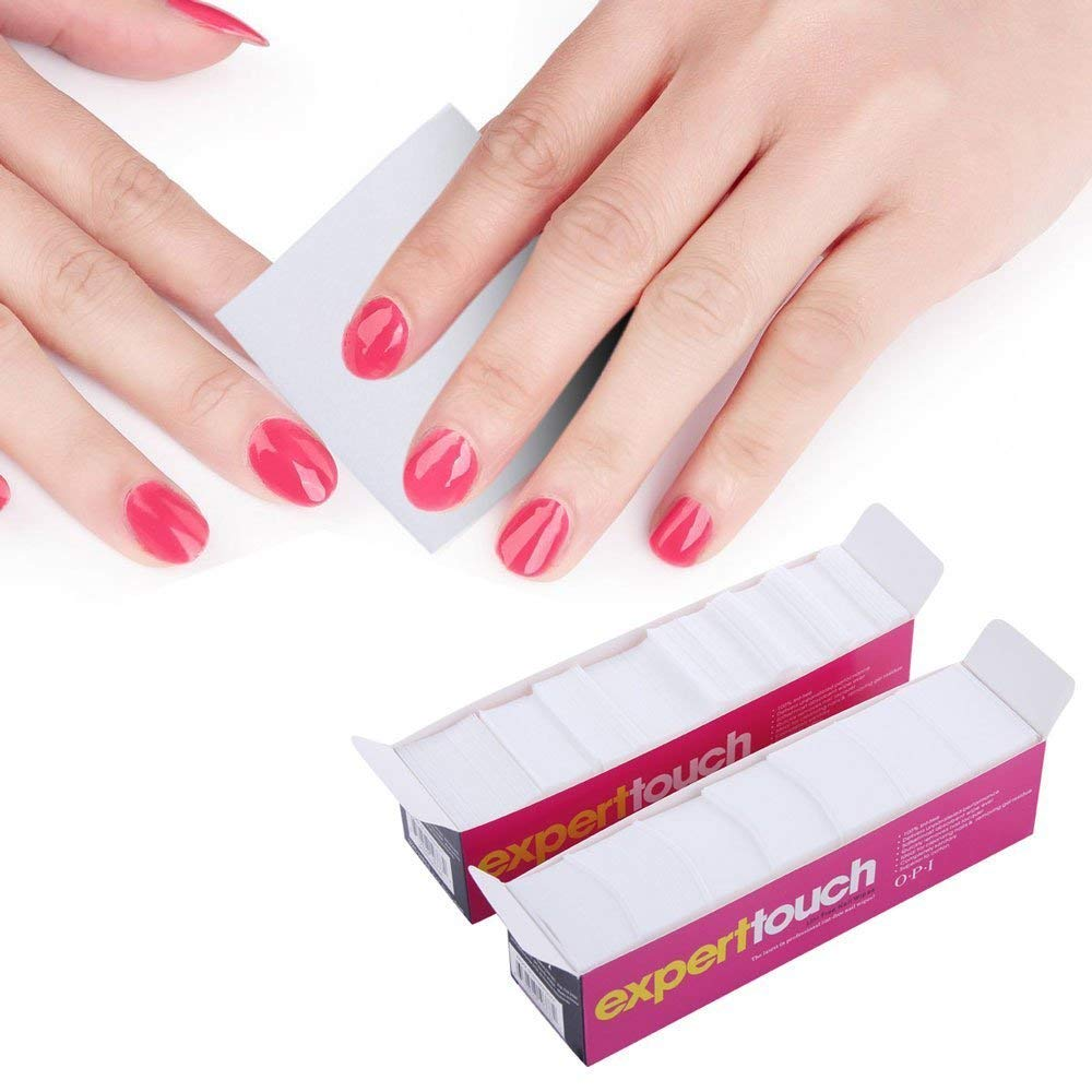 Lint Free Nail Wipes Nail Art Gel Polish Remover Cotton Pads Nail Wipe