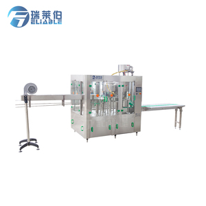 Small Round Bottle Water Bottled Filling Machine Price