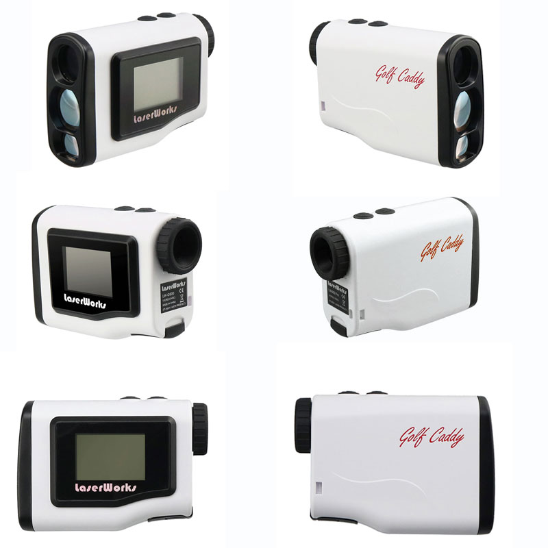 Compact Size Good Quality Pinseeking Golf Laser Rangefinder 600 meter for Hiking and Climbing