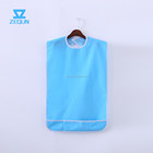 Wholesale waterproof good quality adult bibs
