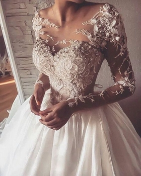 Plus Size Xxl Corset Victorian Illusion Long Sleeve V Neck Off Shoulder Puffy Pleating Wedding Dress Ball Gown Buy Xxl Wedding Dresses Victorian Wedding Dresses Plus Size Corset Wedding Dress Product On Alibaba Com