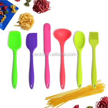 Hot Sell Food Grade Mini Silicone Kitchen Utensils Set - Buy Kitchen  Cooking Utensil Gadget Set,Silicone Cooking Tools,Silicone Kitchen Utensil  Sets ...