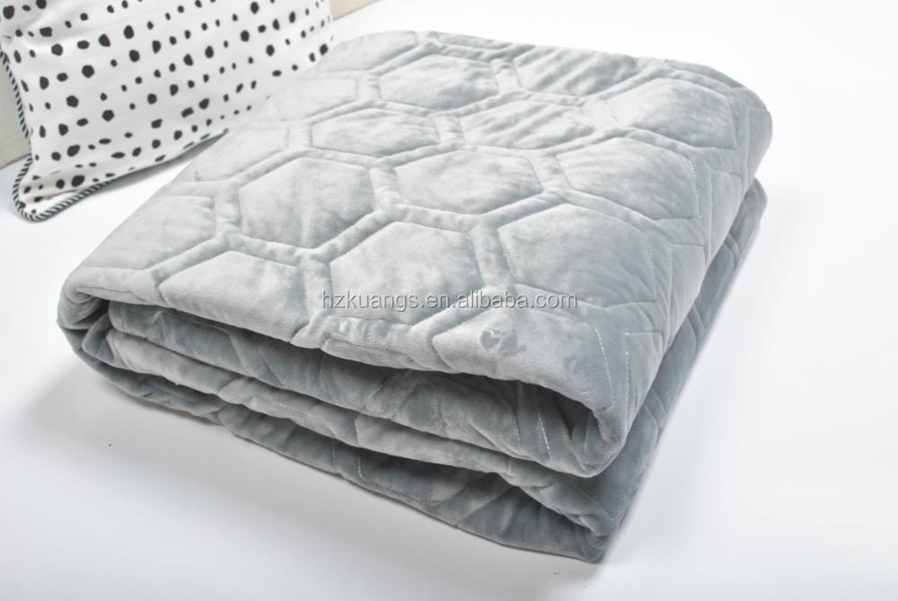 Sensory weighted Blanket for Sleep, Stress and Anxiety