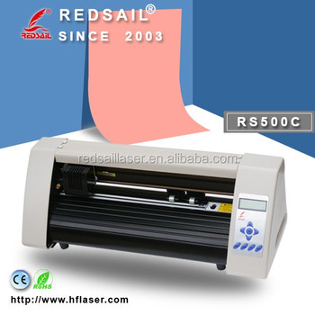 Redsail Mini Desktop Cutting Plotter Rs500c For Cutter