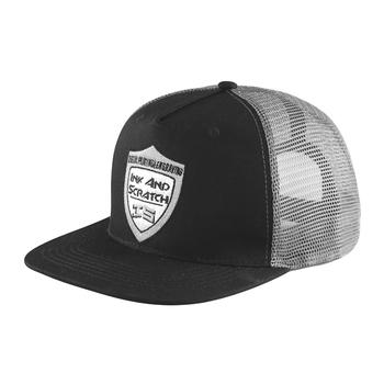 a934363ee6293 chapéu de nylon reciclado costume bordado completo malha snapback chapéus