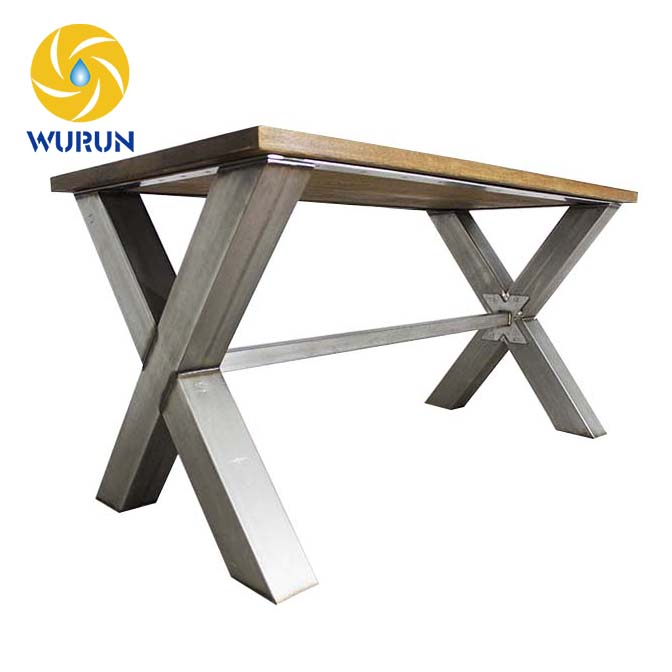 2017 Hot New Products Metal Decorative Stainless Steel Furniture legs