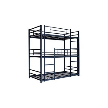 premium selection 7dc48 e5831 Bunks Of Three Floors Triple Bunk Beds Sale Wrought Iron Bed - Buy Triple  Bunk Beds Sale,Bunks Of Three Floors,Wrought Iron Bed Product on Alibaba.com