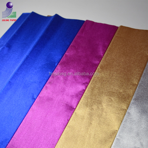 30% stretch metallic color crepe paper craft crepe paper for flower making