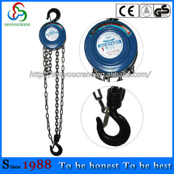 Stand Chain Block With Hoist Safety Hook For Chain - Buy Chain Block,Stand  Chain Block,Stand Chain Block With Hoist Safety Hook For Chain Product on
