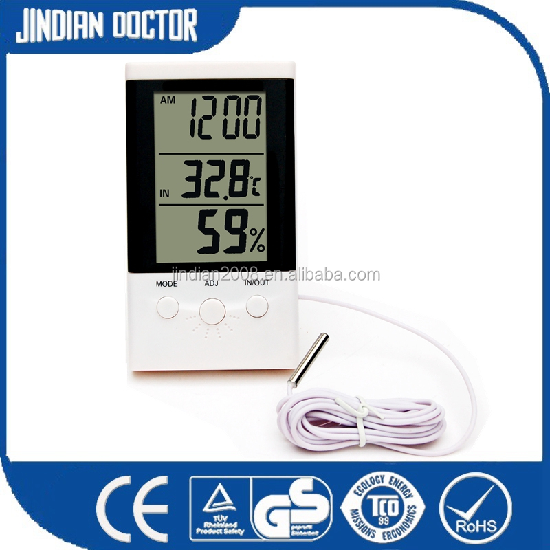 <strong>Max</strong>/Min Freezer Temperature Digital Thermometer Sensor Probe DT-2