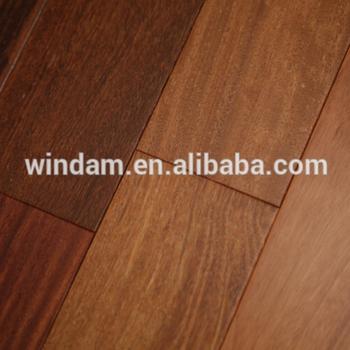 Quality Brazilian Teak Aru Hardwood Flooring