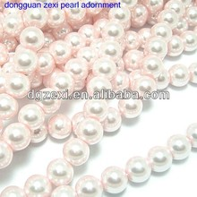 2013 New Style Popular Cheap Cream White Faux Pearl