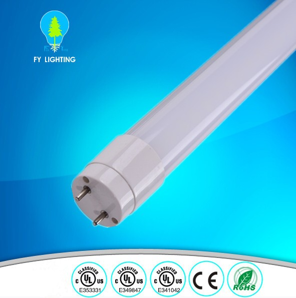 Save energy LED Smart Lighting t8 with G5 end cap replacing T5 fluorescent tubes 2ft~5ft