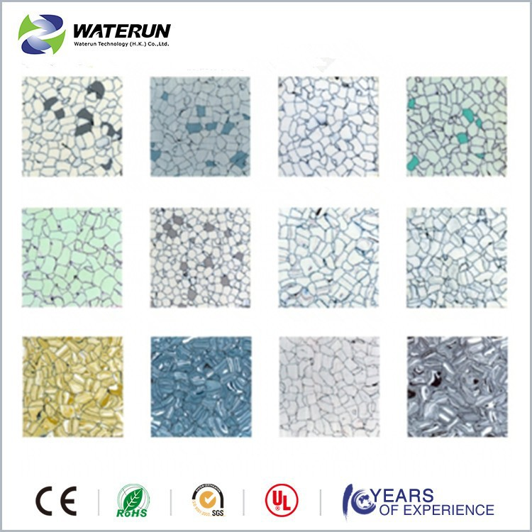 Excelleant wear resistance ESD PVC tile ,easy cleaning ESD PVC tile