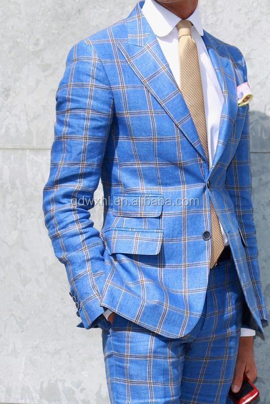 Coat Pant Colour Blue