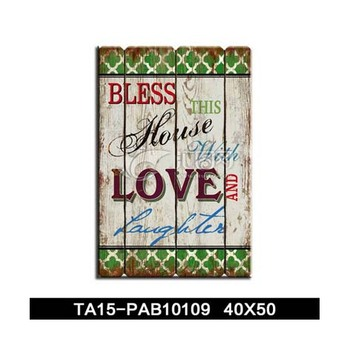 Decorative Inspirational Plaque Shabby Chic Wooden Signs Funny Gift Unique Decorative Inspirational Signs
