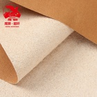 Gripen China Manufacturer PIG GRAIN Lining Materials PU Cotaed microfiber synthetic leather materials for shoe or bags