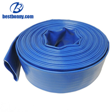Hot sale competitive lay flat economy backwash hose for Swimming Pools with Dia.2""