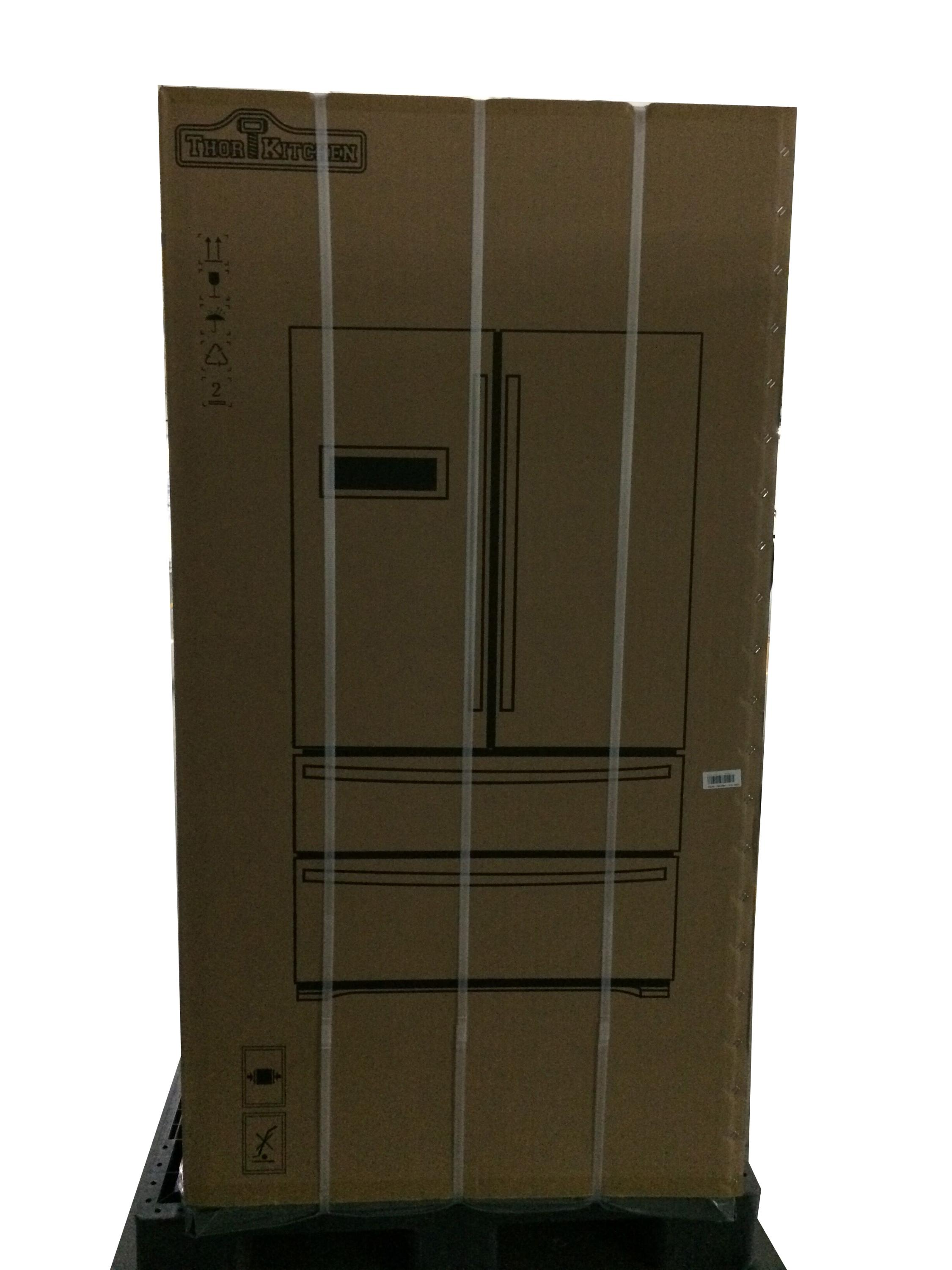 High Performance Cost Ratio French Door refrigerator