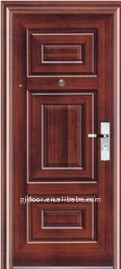 Popular steel door YHS-015 with iso.ce