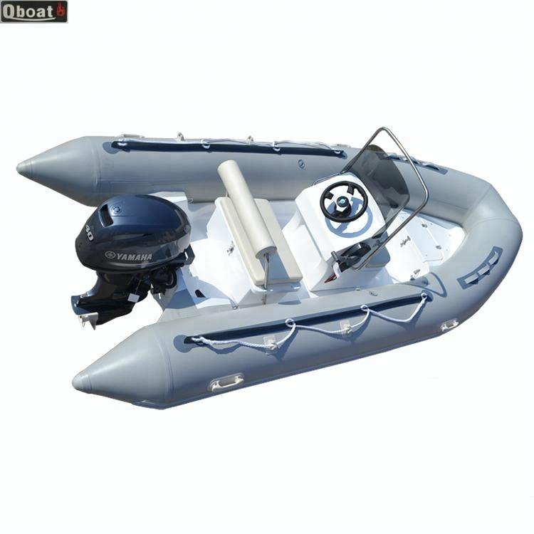 Ce Kaku Hull Inflatable Boat Zodiac Merek 40hp Mesin 8 Orang - Buy Rigid  Inflatable Boat,Kaku Hull Inflatable Boat,Fiberglass Kaku Hull Inflatable