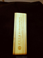 Used in Promotion school artware gift superior solid MOSO bamboo roller pen