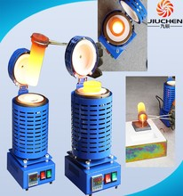 JC Small Scale Aluminum Melting Furnace for Sale