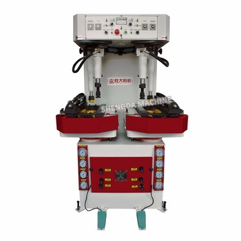 sole attaching machine sports shoes making machine